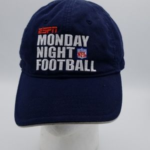 espn Accessories - ESPN Monday Night Football blue hat cap